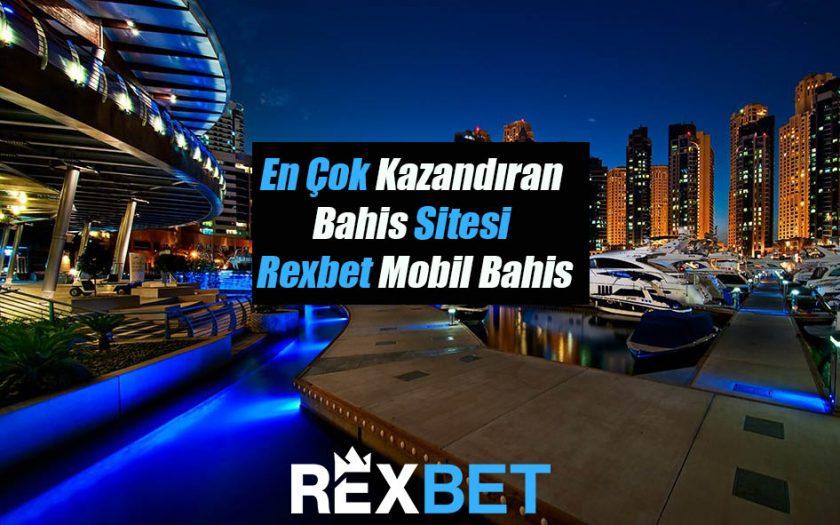 RexBet 1000 TL Bonus